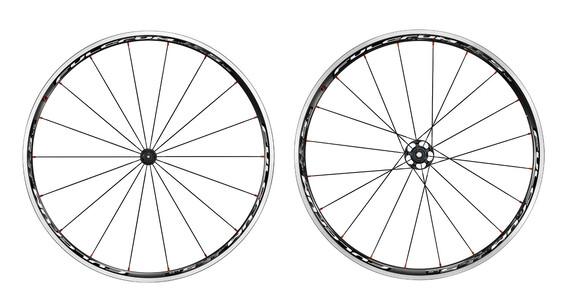 Fulcrum Racing 5 LG wiel Shimano wit/zwart
